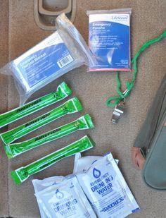 additional roadside supplies