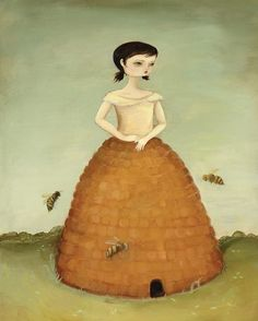 @Lainey May   Beehive girl--Thought you might enjoy this odd style!