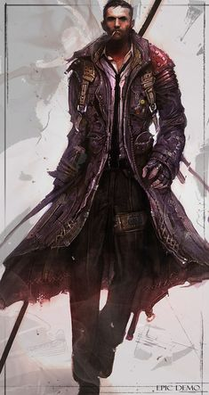 Cyberpunk 2077 trailer coming out [Thursday] Character Concept, Character Art, Concept Art, Dnd Characters, Fantasy Characters, Fantasy Warrior, Shadowrun, Character Portraits, Sci Fi Art