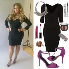 """Get The Look: Karen Gravano"" by carlosshoes on Polyvore"