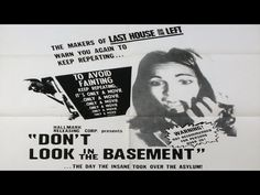 Don't Look In The Basement - AntonPictures.com FREE Movies & TV Series