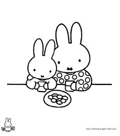 miffy coloring sheet (www.coloring-pages-kids.com)
