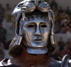 Gladiator Movie Helmet