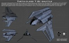 Theta Class 2c shuttle ortho [1][New] by unusualsuspex on DeviantArt