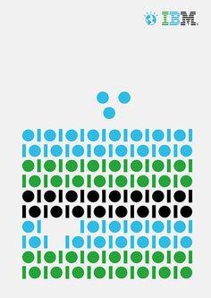 Graphisme-poster6-the-cognitivie-puzzles-olgivy-for-IBM-campaign-graphic-design-rocket-luluOgilvy  Posters pour la campagne Ogilvy d'IBM créés par les designers HORT et Carl De Torres// Ogilvy campaign posters for IBM designed by HORT and Carl De Torres. Via