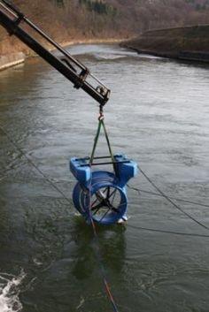 Micro-hydro turbine unveiled by Smart Hydro Power
