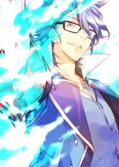 K Project ~~ Traitor? Yes or no? :: Fushimi