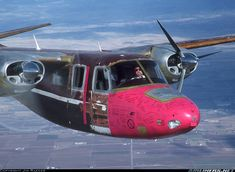 This is what happens when a friend buys an ex-drug runner, restores everything except the paint in my hangar & then leaves for a week. Flew it like this for 3 months.The whole story is very funny - Photo taken at In Flight in Idaho, USA in Military Humor, Aircraft Pictures, Spacecraft, Hd Wallpaper, Wallpapers, Military Vehicles, Wwii, Automobile, Boat