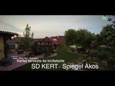 In the Garden of Our Dreams Álmaink kertjében SD KERT - Spiegel Ákos Sd, Gardens, Dreams, Youtube, Luxury, Outdoor Gardens, Youtubers, Garden, House Gardens