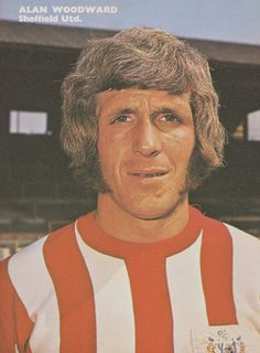 Alan Woodward Sheffield United 1974