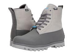 Native Shoes Johnny Treklite Shoes Dublin Grey/Pigeon Grey