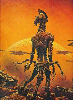 gonzo-sci-fi:  Michael Whelan