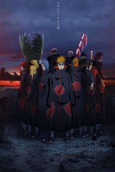 - We are Akatsuki. Naruto Shippuden Sasuke, Naruto Kakashi, Fan Art Naruto, Naruto Sasuke Sakura, Naruto Cute, Madara Uchiha, Boruto, Wallpapers Naruto, Naruto And Sasuke Wallpaper