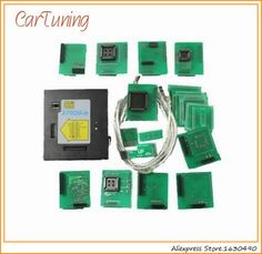 CarTuning Auto ecu programmer X-prog M v5.3 with full set modules Xprog-m v5.3 plus with dongle Xprog programmer