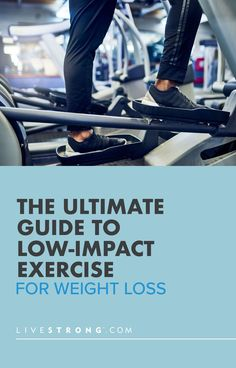 Low-impact exercises for weight loss include walking, strength training and swimming. Learn how low-impact workouts can help you burn calories and build muscle. Weight Loss Routine, Quick Weight Loss Tips, Weight Loss Goals, Best Weight Loss, Weight Loss Journey, Healthy Weight Loss, How To Lose Weight Fast, Resistance Workout, Strength Training Workouts