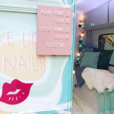 Beauty Van, Les Nails, Pedi, Truck, Home Appliances, Caravan, House Appliances, Trucks, Appliances