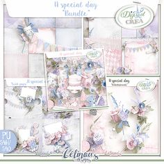 kit A Special Day by Célinoa's Designs http://digital-crea.fr/shop/index.php?main_page=index&manufacturers_id=184