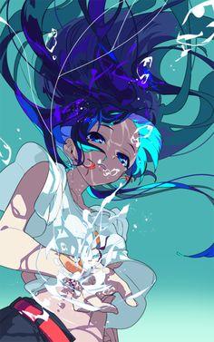 e-shuushuu kawaii and moe anime image board Kawaii Anime Girl, Anime Art Girl, Manga Art, Manga Anime, Anime Girls, Pretty Art, Cute Art, Japon Illustration, Beautiful Anime Girl
