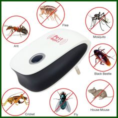 Electronic ultrasonic pest reject repellent repeller for mouse rodent cockroach spider bug insect ultrasonic pest repeller sky Animuss Company Limited email:sky@animuss.net skype:animuss.animuss mobile/whatapp:+86-18033097183