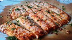 Szénhidrátcsökkentett sajtos rúd liszt nélkül, karfiolból - Salátagyár