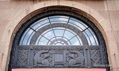 Shanghai Art Deco – Part 2 Peace Hotel, High Walls, Maine House, State Art, Deco, Van Gogh, Shanghai, Portal, Stained Glass