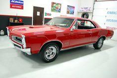 1966 Pontiac GTO - Please call 830-997-1950 or e-mail info@streetdreamstexas.com for special pricing!