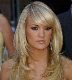 Carrie Underwood, haircut