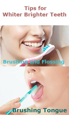 Brushing and Flossing Don't Underestimate the Value of brushing and flossing brush twice a day with some good toothpaste, brush regularly especially after drinking or eating junk foods. Brush your teeth gently and do not apply force for removing plaque. Brushing with baking soda      If you want to keep your teeth whiter and healthier, brush …