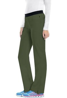 ff983dcd7d8 Infinity by Cherokee Pull On Pants, Slim Pants, Khaki Pants, Cherokee  Uniforms,