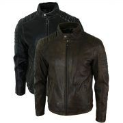 On behalf of online shopping convenience specifically arrange quality genuine leather jackets. Pack of Two Leather Jackets For Men within affordable prices for sale,  http://www.celebsclass.com/product/pack-of-two-leather-jacket-for-men/