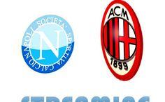 Napoli - Milan streaming gratis Grande prova per il Napoli che attende il Milan fiero dei suoi 3 punti presi in casa col Torino. Riscatto è la parola d'ordine che Sarri vuole dai propri atleti. Come Lazio  #napoli #milan #streaming