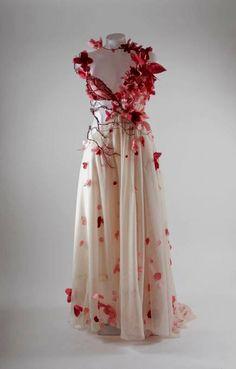 Story of a dress - Lyrota - Persephone Dress