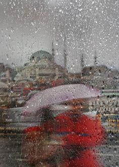 Yağmur ve İstanbul