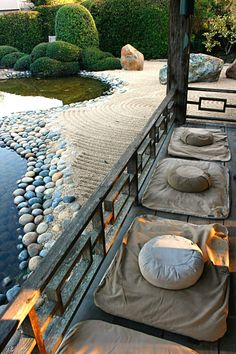Osmosis Spa Sonoma....zen, relaxing, romantic and beautiful. https://www.osmosis.com/zen-gardens/meditation-garden/