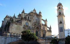 Catedral de Jerez de la Frontera, Cádiz. http://www.cadiz-turismo.com/jerezdelafrontera