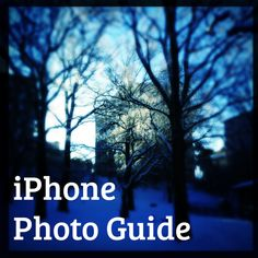 The iPhone Photo Guide