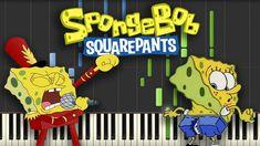 BEST SpongeBob Songs on Piano (SpongeBob Piano Medley)