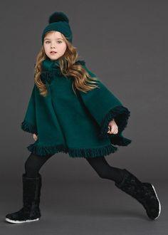Dolce & Gabbana Collezione Bambini Inverno 2016