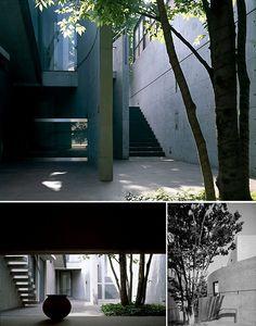 Tadao Ando   Kidosaki House, 1986...                                                                                                                                                                                 More