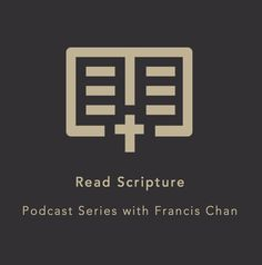 Audio Podcast with Francis Chan, best-selling author of Crazy Love, Forgotten God, Erasing Hell, Multiply, and You and Me Forever. Currently, he is planting churches in the San Francisco area. For more information visit: crazylove.org Read Scripture App, Scripture Reading, Bible, Christian Podcasts, Christian Organizations, Francis Chan, Interview, Crazy Love, Powerful Words