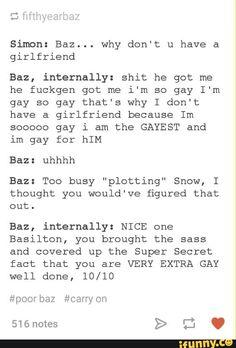 bazpitch, simonsnow, snowbaz, carryon, rainbowrowell