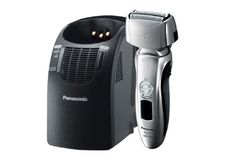 Panasonic Electric Razor, Men's Cordless with Wet/Dry Convenience, Automatic Premium Clean and Charge Station Included * Check this awesome image : Travel size items Best Electric Razor, Best Electric Shaver, Electric Razors, Panasonic Electric Shaver, Panasonic Shavers, At Home Hair Removal, Men's Grooming, Wet And Dry