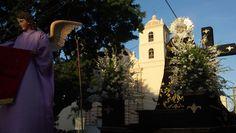 Virgen Dolorosa, procesión del Santo Entierro. Tegucigalpa