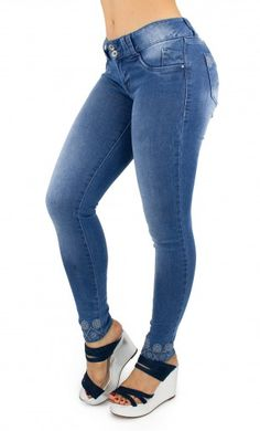 Maripily Women Butt Lifting Skinny Jean – This enhance Maripily Skinny Jean are designed to shape your silhouette!