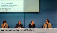 Als Dozent und Workshopleiter auf einer Konferenz des Umweltbundesamtes (Berlin, Oktober 2016)