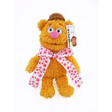 Muppets Beanbag Plush - Fozzie is cute and cuddly Muppet friend that's outrageously fun to collect! All your wacky Muppets friends for you to hug, play, and travel with!