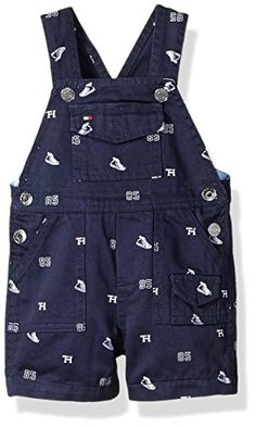 Provided H&m Baby Denim Short Dungarees 2-4 Months Baby & Toddler Clothing