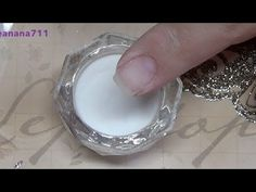 Grow Natural Nails with Gel & Acrylic Powder Full Tutorial - YouTube