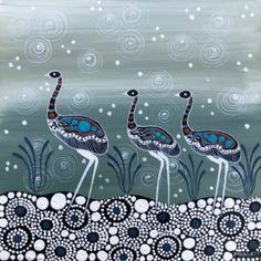New Artworks Just In At Artlandish Gallery Aboriginal Art Animals, Aboriginal Dot Painting, Aboriginal Artists, Dot Art Painting, Rock Painting Designs, Tribal Animals, Haida Art, Turtle Painting, Sea Art
