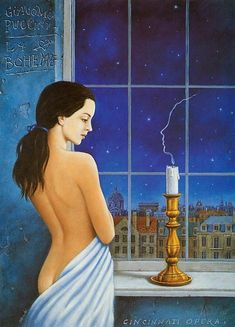 Magnificent Surreal Artworks by Rafal Olbinski (10 pieces) - My Modern Metropolis